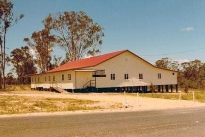 historical picture of jimboomba hall