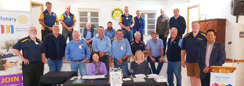 Jimboomba Rotary Members